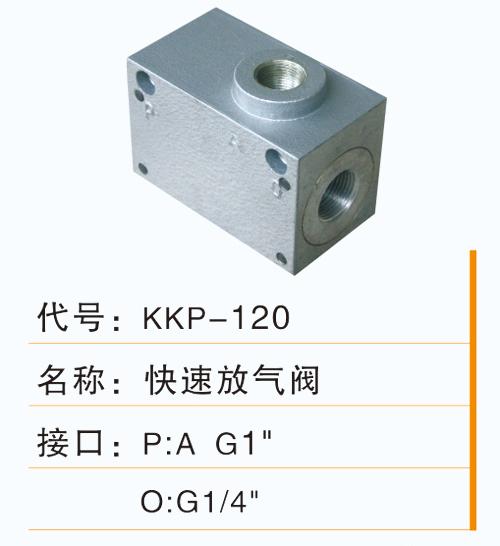 kkp-120,快速放气阀图片