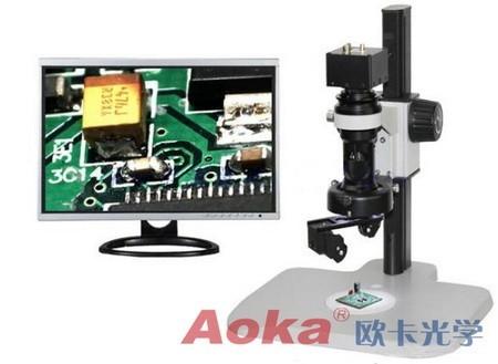 数码视频显微镜
