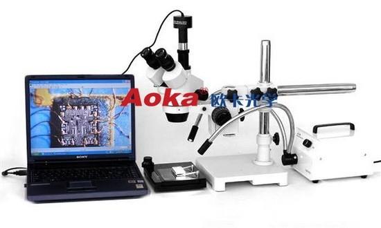 电子目镜成像系统