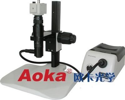 高倍同轴视频显微镜