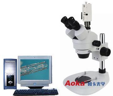 电脑体视显微镜