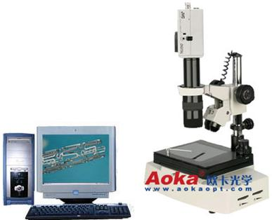 测量体视显微镜