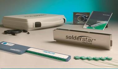 Solderstar PlusII-8通道爐溫測試儀