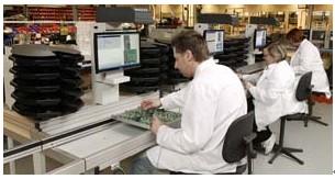 智能组装工作站