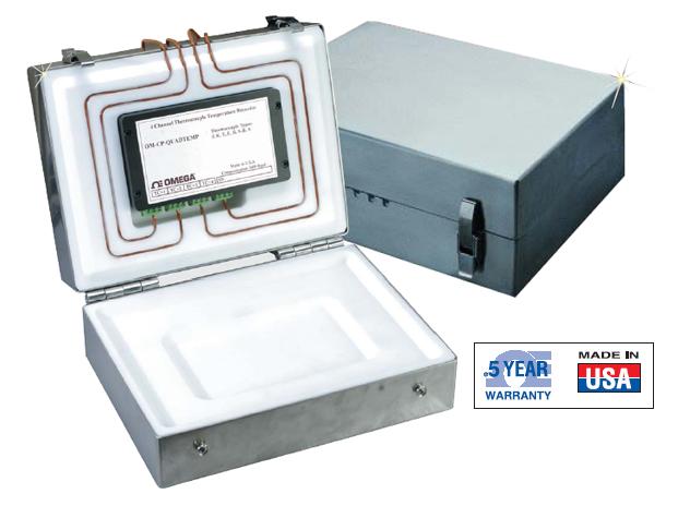 OMEGA爐溫測試儀