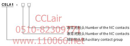 CSLA1-40 LA1-04 CSLA1-13 CSLA1-31  LA1-31 辅助触头