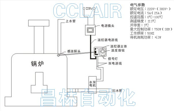 wza-sk,锅炉水泵自动控制器