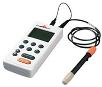 M316P便携式电导率/电阻率/总溶解固体/盐度/温度测定仪