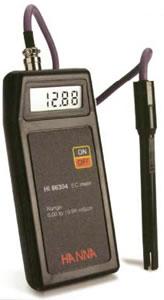 HANNA (哈纳)HI86303型便携式电导率测定仪