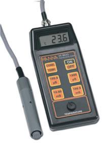 哈纳HI8732便携式电导率/总固体溶解度测定仪