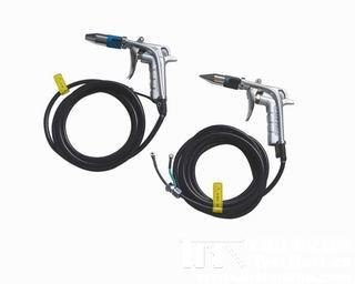 离子除尘风枪 配高压发生器使用 型号:ZHECP-506