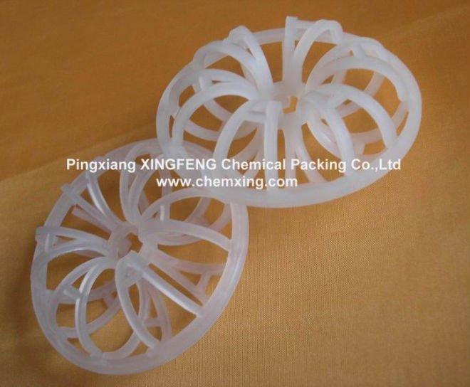 Plastic Rosette Ring