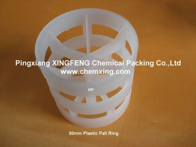 PP 50mm Pall Ring