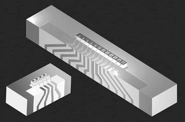 线阵光电探测器