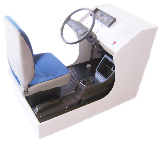 简易汽车驾驶模拟器 GB 621高清图片