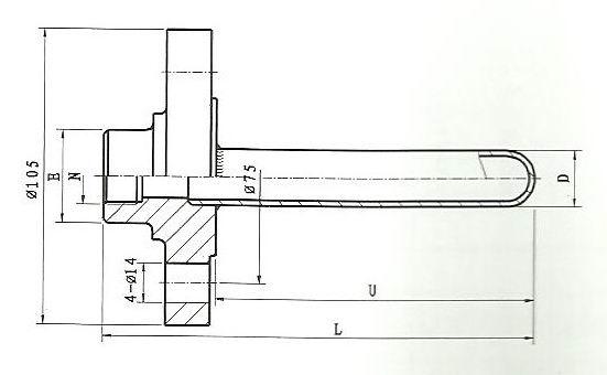 常压汽提塔结构图
