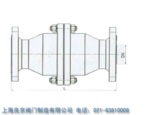 yg02液化石油气限流阀 的结构原理图