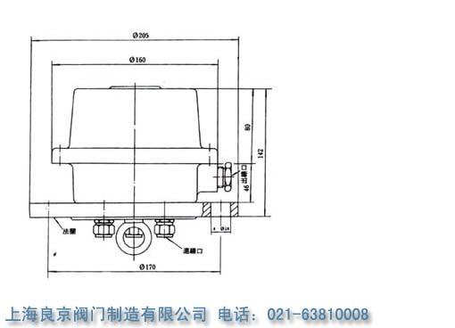 水泵浮球液位控制原理 求浮球液位控制器原理下图谢谢图片