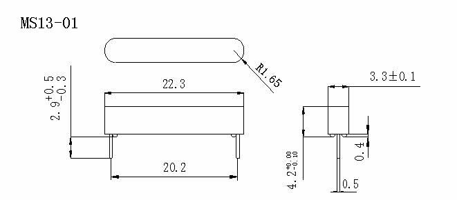 PCB安装传感器