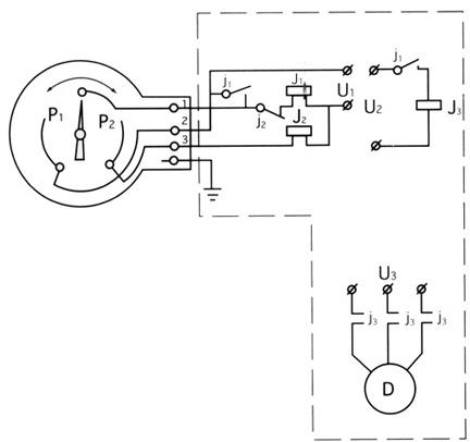 YXC-103BF电接点压力表
