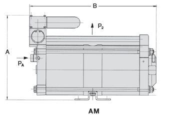 气体增压器
