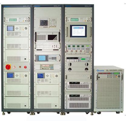 电源自动测试系统