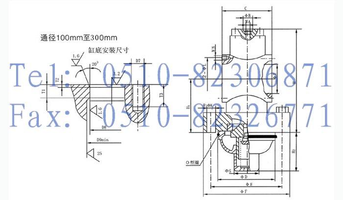 rcf63a1-10,rcf80a1-10,rcf100a1-10,充液阀rcf63a1-10,rcf80a1-10图片