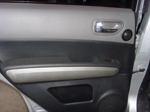 日产SUV尼桑奇骏升级方案高清图片