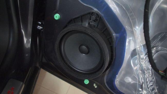 nt600汽车音响安装案例|江西南昌科鲁兹音响升级惠威