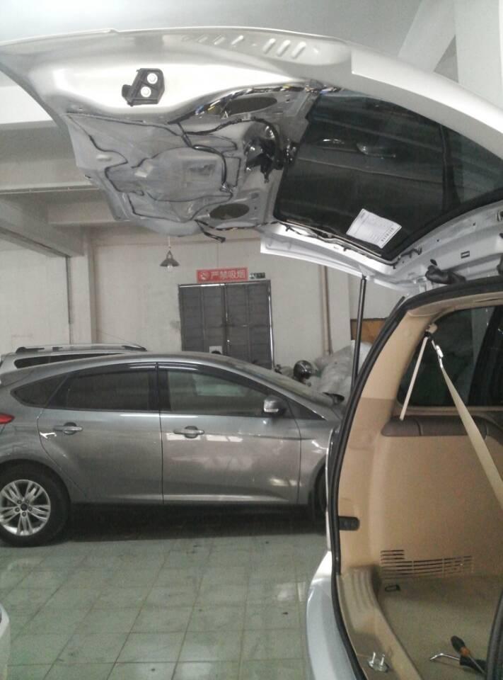 别克GL8改装ZePro思普A0高清图片