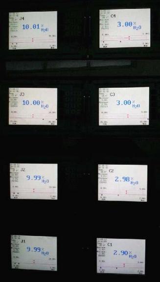 在线固体水分仪HUMY3000主机-介可视公司www.jiekes.com
