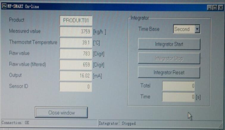 微波固体流量計MF3000-介可视公司