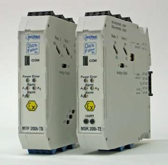 德国MUTEC智能型变送器-介可视公司