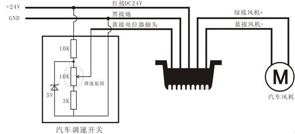 直流电机无级调速器2