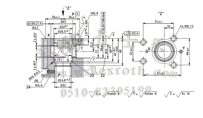 先导式溢流阀 |无锡油力液压气动设备有限公司 溢流阀图片