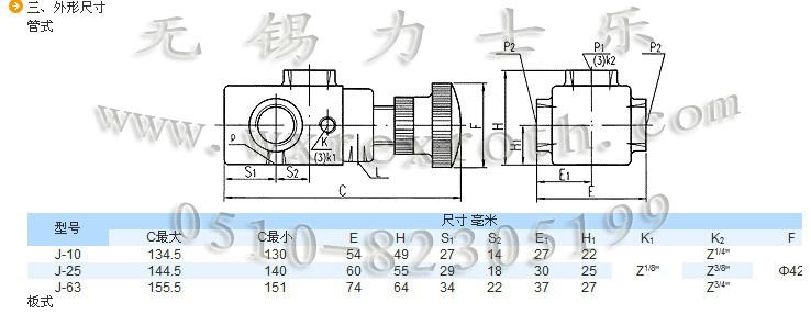 其他安防产品 其他安防产品 无锡油力液压气动设备有限公司 液压元件图片