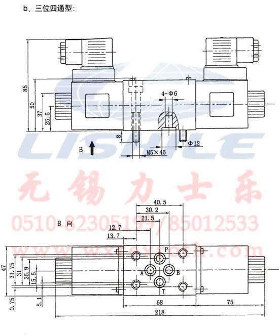 电磁阀 34bo-f10b图片
