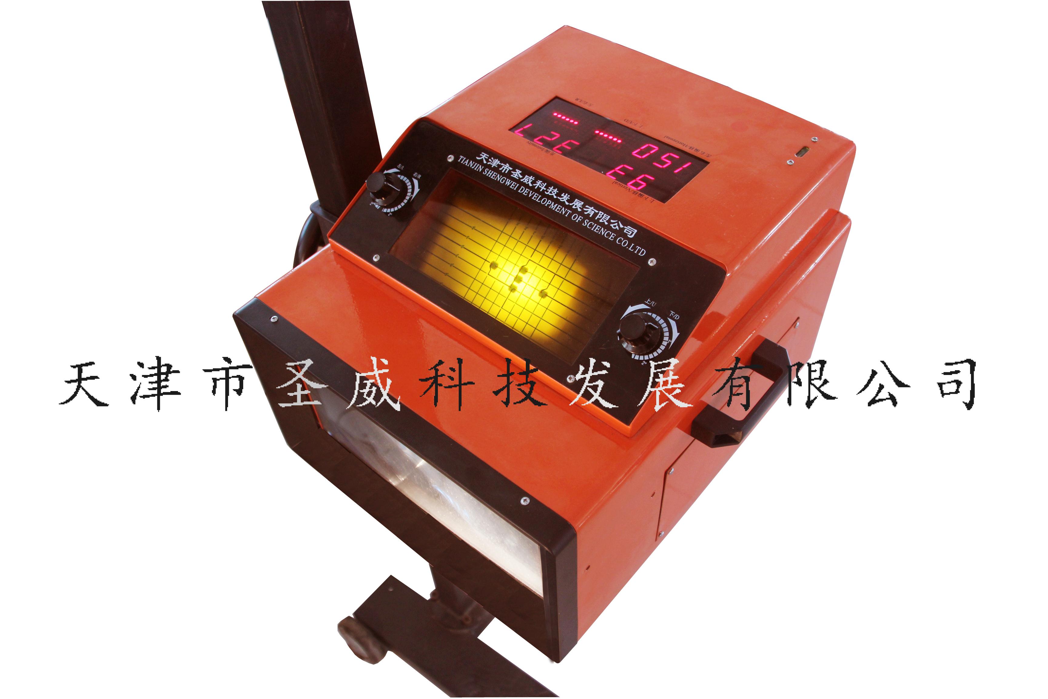 sv-d5t 汽车灯光检测仪 数码管显示屏 远近光检测仪 智能灯光检测仪