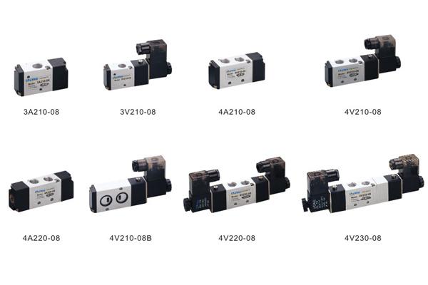 200系列电磁阀,气控阀图片