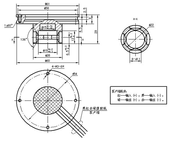 液压支架压力传感器