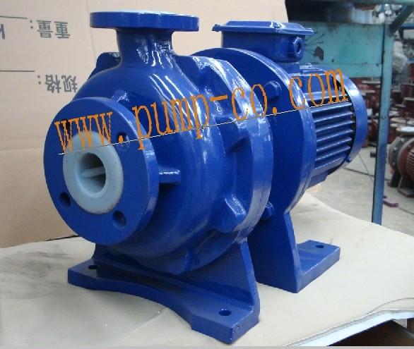 微型氟塑料加药泵 cqb16-16-85f 强氧化剂泵, 酸泵,衬f46磁力泵 imc40