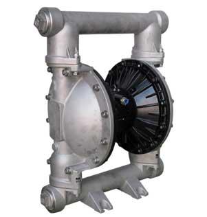 不锈钢气动隔膜泵qby-50图片