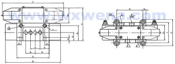 34ey-63z,34e2y-63z,34ey-63bz,34e2y-63bz,电磁液动阀图片
