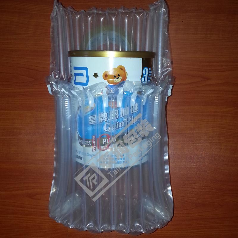 奶粉充氣袋