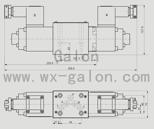 gdbfw-02-3c40,防爆比例换向阀图片
