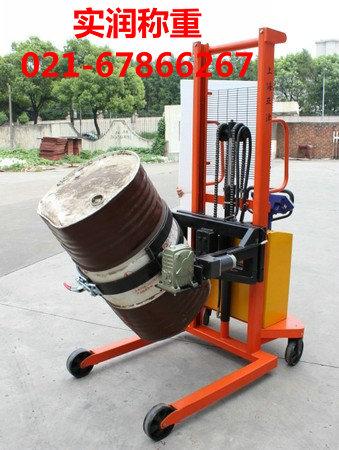 油桶搬运车电子秤适用于工厂
