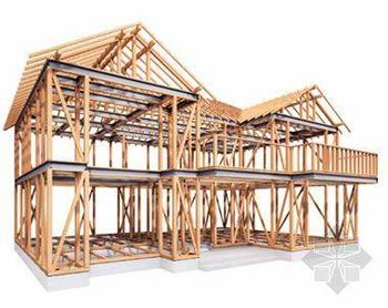 现代木结构建筑