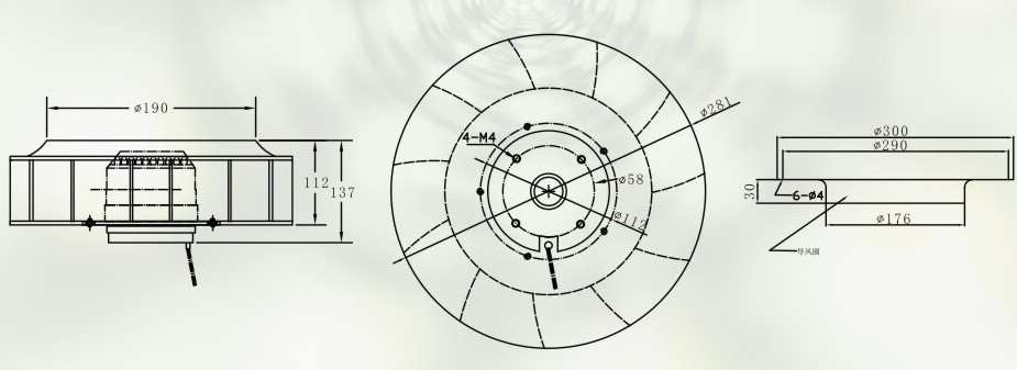 世煦机电设备有限公司设计制造多款离心