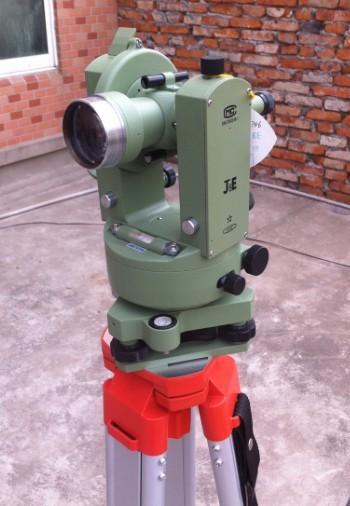 光学经纬仪使用图解; 南京经纬仪厂家j6e;
