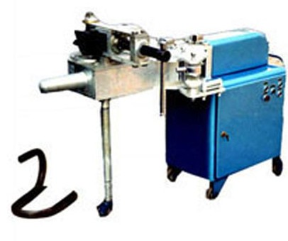 自动液压弯管机图片